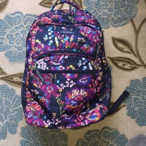 Vera Bradley Backpack Lighten Up Essentials Large